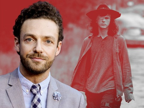 The Walking Dead's Ross Marquand wishes Rick and Carl were still on the show and same