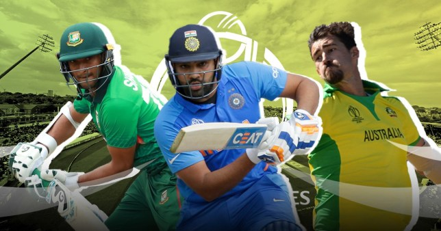 India and Australia stars dominate Metro.co.uk's Cricket World Cup group stage team
