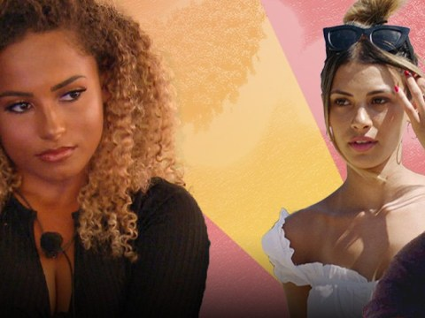 Love Island's Joanna Chimonides pulls both Amber Gill and Michael Griffiths aside amid 'feelings' bombshell