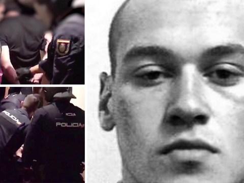 Fugitive British armed robber captured in Tenerife