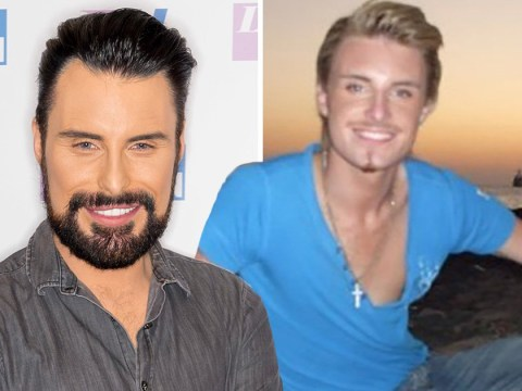 Rylan Clark-Neal unrecognisable in brain-warping 10-year throwback to Ibiza