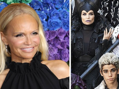 Kristin Chenoweth breaks silence on Cameron Boyce's death: 'He was one of my babies'