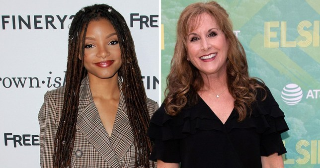 Original voice of Ariel is all for Halle Bailey's casting in The Little Mermaid remake after online backlash