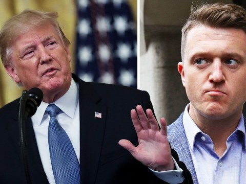 Tommy Robinson begs for asylum in US as he faces jail in the UK