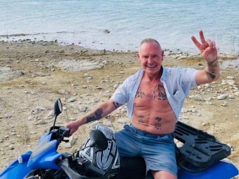 Paul Gascoigne 'cut to pieces' after shocking quad bike crash in Spain