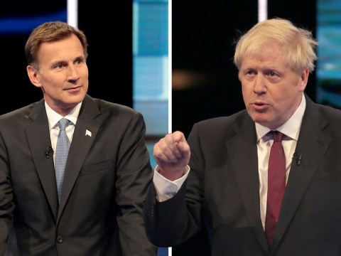 Boris Johnson refuses to rule out suspending Parliament in Tory leadership debate