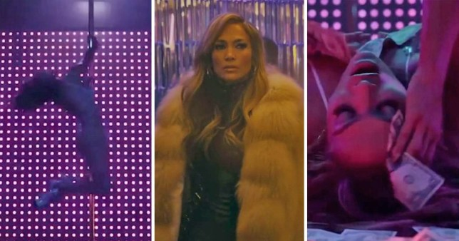 Jennifer Lopez drops Hustlers teaser trailer and yep, she's pole dancing