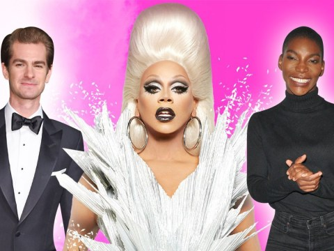 RuPaul's Drag Race UK confirms Michaela Coel and Andrew Garfield as celebrity guest judges