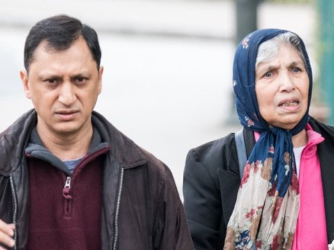 Mother and son shared delusion neighbour was a witch and told girl, 7, she was 'evil'