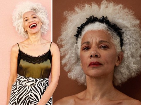 Woman, 58, thought model agency's messages were a scam – now she's working with big brands like Primark