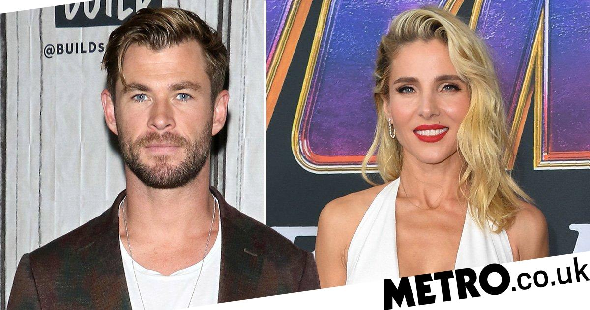 Chris Hemsworth in trouble over using wife's £320 cream on ...
