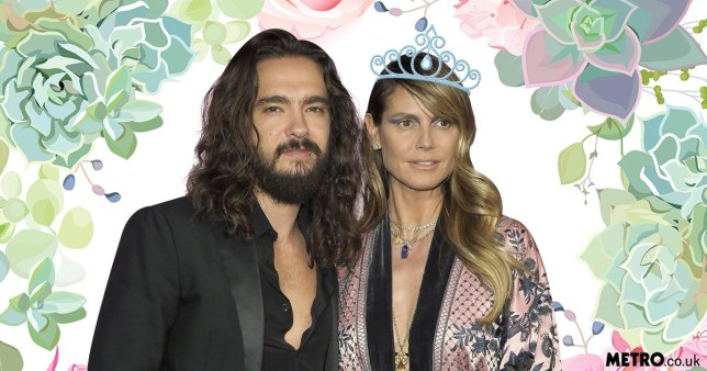 Heidi Klum 'marries Tom Kaulitz'