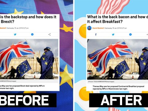 Chrome extension means you never have to read about Brexit again