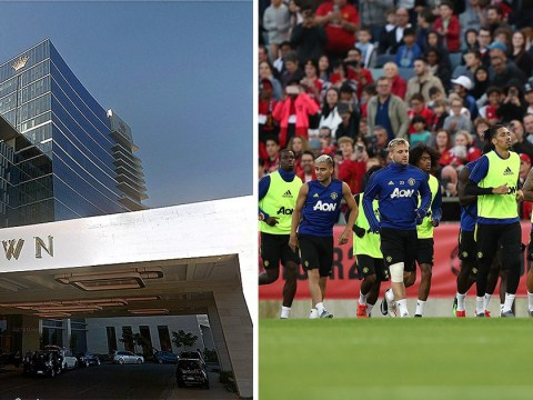 Man Utd staff member 'stable' in hospital after 'overdose' during team's Australia tour