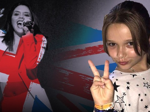 Victoria Beckham proves daughter Harper is Spice Girls stan and it is so pure