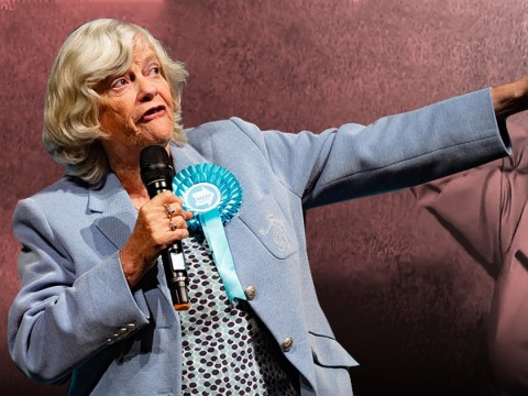 Ann Widdecombe screaming about Brexit while losing Crystal Maze challenge is strangest thing you'll see today