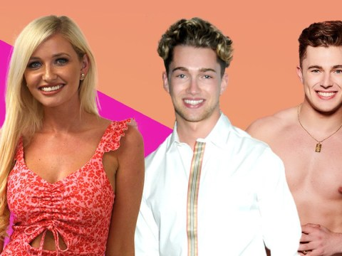 Love Island's Amy Hart texted Curtis' brother AJ Pritchard to praise ex for 'being honest'