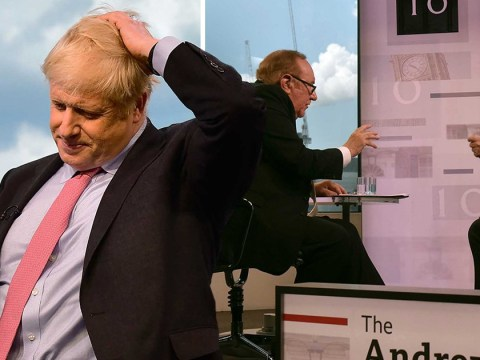 Boris Johnson admits he doesn't know his own Brexit plan