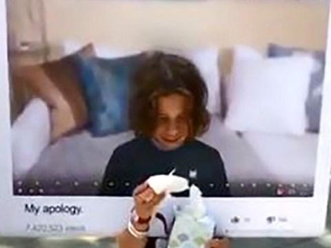 VidCon 2019 already legendary as boy dresses as YouTuber apology video