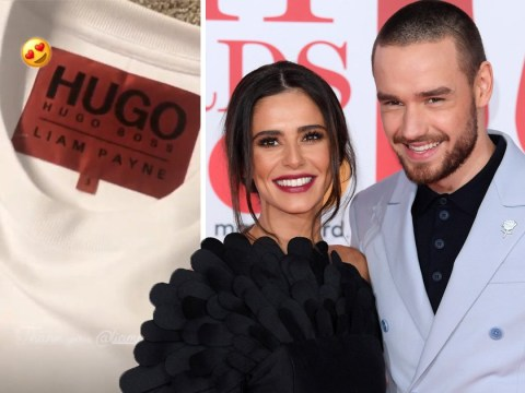 Liam Payne proves he's world's best ex after sending Cheryl massive Hugo Boss haul