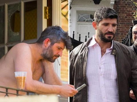 George Michael's ex Fadi Fawaz goes 'absolutely berserk' as he 'destroys pop star's home'