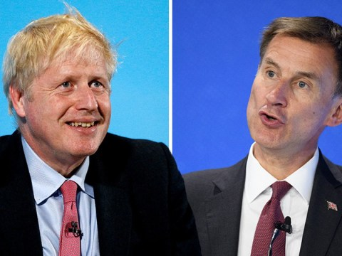 Final showdown for Boris Johnson and Jeremy Hunt in Tory leadership battle