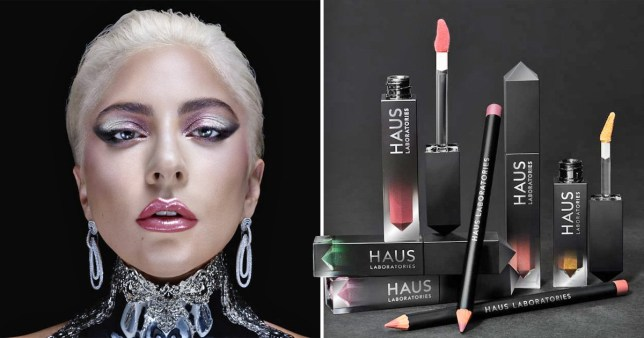 Lady Gaga beauty line