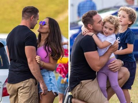Kieran Hayler and girlfriend enjoy family day as his ex Katie Price lifts lid on custody