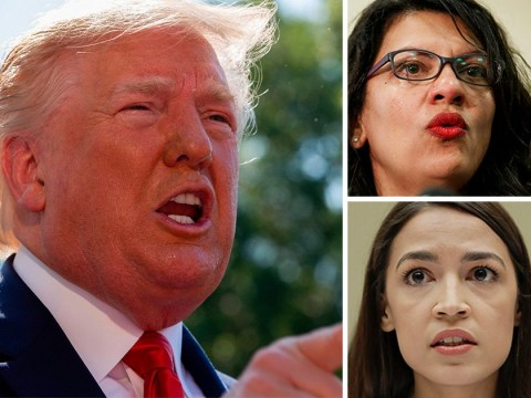 Trump doubles down over 'racist' Twitter row about congresswomen