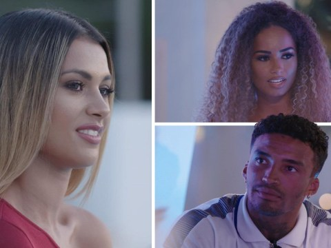 Love Island's Joanna Chimonides 'happy' for Michael Griffiths to crack on with Amber Gill after he ditched her to stay in villa