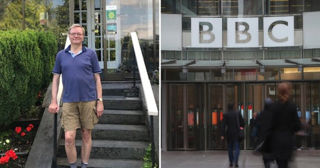 BBC block books B&B then cancels at last minute