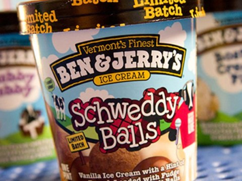 Why Ben and Jerry's Schweddy Balls flavour was taken off shops' shelves