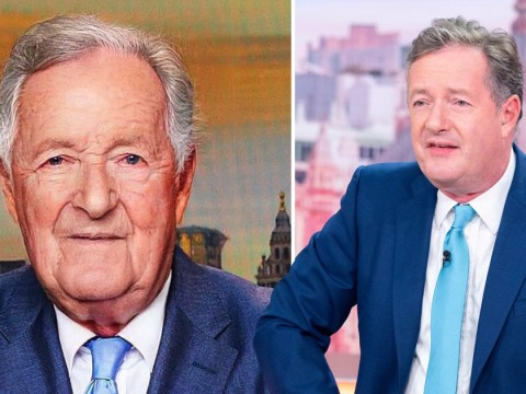 Piers Morgan attracts Prince Charles comparisons as he ages himself on FaceApp