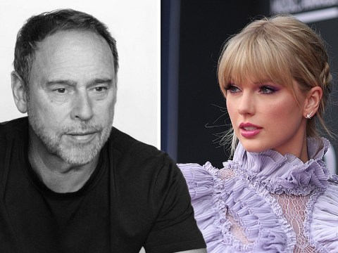 Scooter Braun jokes Taylor Swift drama has 'taken its toll' with FaceApp challenge
