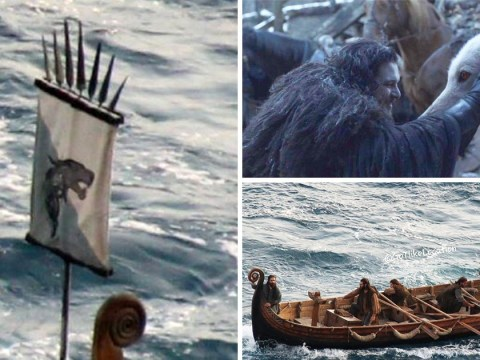 Game of Thrones prequel Bloodmoon filming gives a glimpse at what could be the early Starks