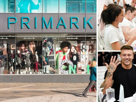 Primark's Manchester store opens new beauty studio and barbershop