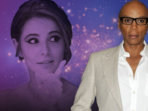 Cheryl admits RuPaul left her 'starstruck' during Drag Race UK appearance