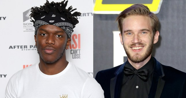 YouTuber KSI shades PewDiePie after Deji feud but still insists there's 'no beef'