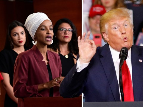 Trump suggests incest between 'send them back' congresswoman and her brother