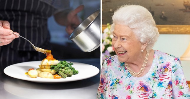 The Queen is looking for a new chef to join the kitchens at Buckingham Palace