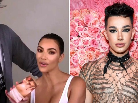 Kim Kardashian faces backlash for 'channeling' YouTuber James Charles after Tati Westbrook row