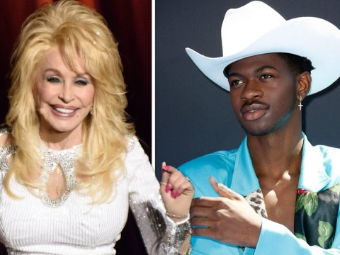 Lil Nas X might actually collab with Dolly Parton on Old Town Road and it's too much