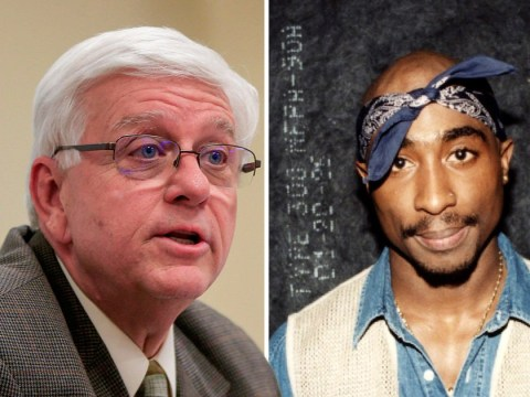 A 66-year-old Tupac-loving government official 'fired for being mega-fan of rapper'