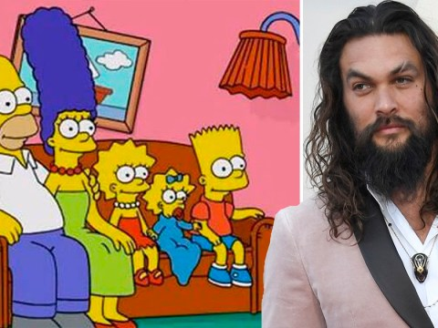 Jason Momoa is joining The Simpsons – first details of Game of Thrones star's cameo