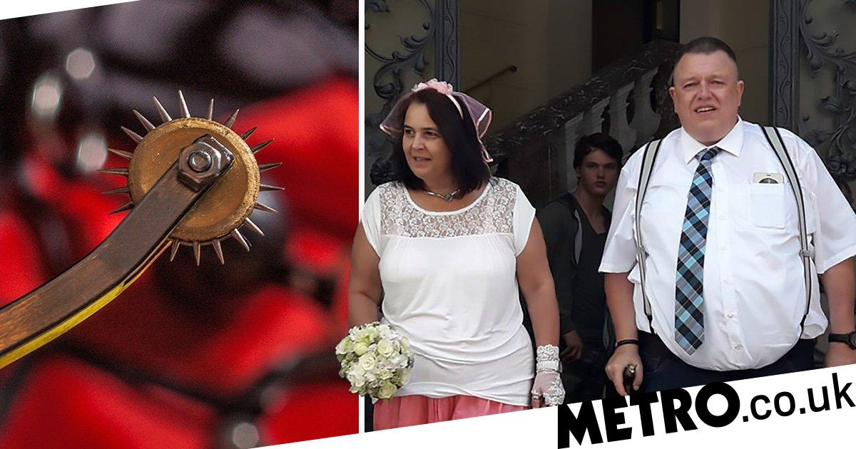 Man who killed wife with spiked sex toy is spared jail