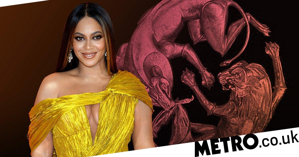 Beyonce's Lion King album is the perfect showcase for
