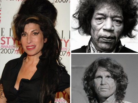Amy Winehouse to Kurt Cobain: What the 27 Club could have looked like at 72