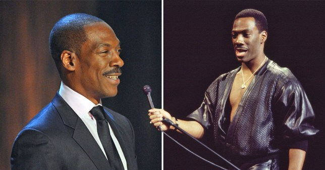 Eddie Murphy to return to stand-up comedy with £56million Netflix deal