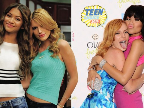 Bella Thorne shares the love for Disney pal Zendaya with throwback snaps after Tana Mongeau row