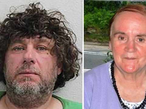 Killer who beat widow to death and left her to burn in house fire jailed for life